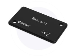 [BLE-BI-ID-CARD] Bluetooth Low Energy ID Card - 300m range - waterproof - 2 year battery