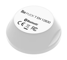 [BLE-BI-ENTEMP-PUCK] Bluetooth Low Energy Puck - EN12830 certified temperature sensor - 500m range - waterproof - 7,5 year battery