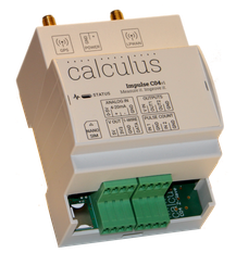 Communication module C04PN - NB-IoT or 4G LTE Cat. M1 - I/O - Analog inputs - 1wire