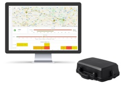 [SPC-track-000] Start-to-track - 5 battery powered GPS trackers incl. 12m subscription